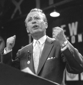 Tommy Douglas: The Father of Medicare