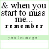 let you go quotes photo: You let me go uletmego.png