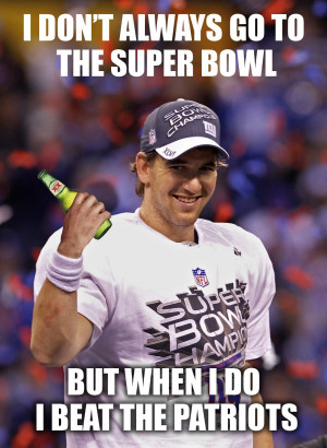 Funny New York Giants Picture! (Unless you are a NE fan…then…not ...