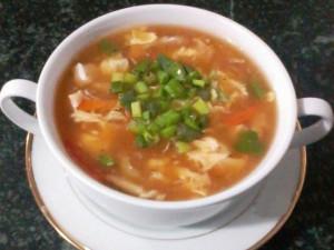 Hot And Sour Soup Urdu