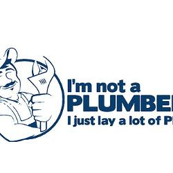im_not_a_plumber_business_card_case.jpg?color=Silver&height=250&width ...