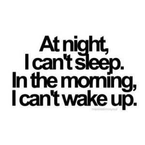 Funny Quotes about Insomnia