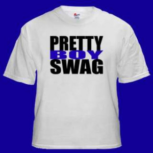 Soulja Boy Pretty Boy Swag Rap Funny T shirt S M L XL