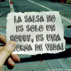 Salsa #Dance is a way of #life ! www.salsadancedvd... More