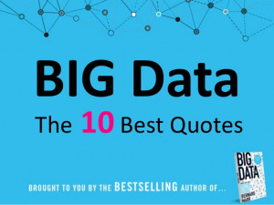 Big Data Quotes