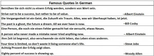 Famous German Quotes