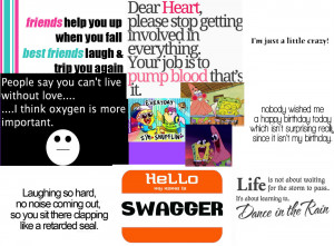 Favorite Funny Quotes!