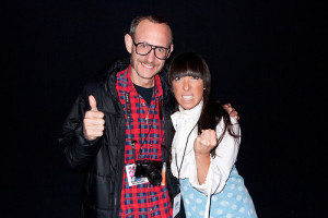 Me and DJ Lady Starlight