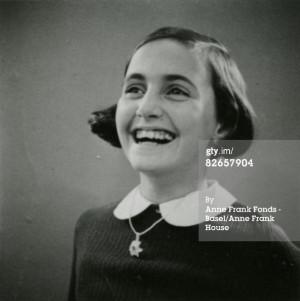 Margot Frank Elder Sister Anne