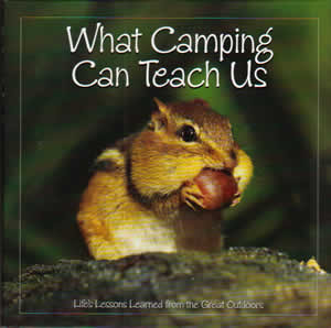 these images are quotes on cozy tents happy campfires funny animals