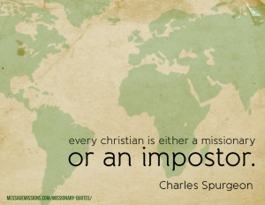 Christian Missionary