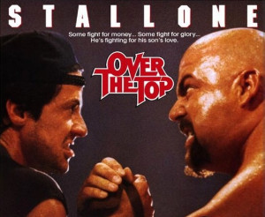 ... stallone received $ 12 million for his performance in over the top