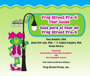 Frog Street Pre-K Curriculum Tour Guide