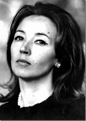 Oriana Fallaci 1960 ca Archiv Friedrich Interfoto Archivi Alinar i