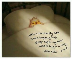 Goodnight quote!