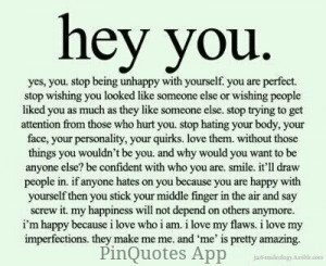 cperez, cute, hey you, love, pretty, quote, quotes
