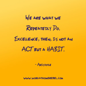 Quotes About Excellence in Work