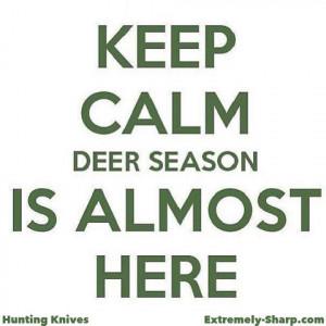 Deer hunting humor - oh deer
