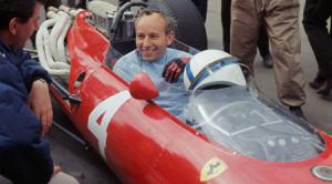 Feliz Cumpleanos John Surtees, OBE