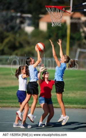 Girls Playing Basketball Quotes Image Search Results Picture