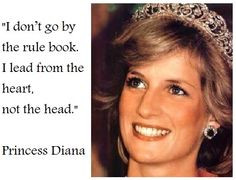 Princess Diana Quotes Words