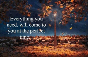 Have patience!!!!