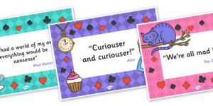 Story Primary Resources » Story Books » Alice in Wonderland ...