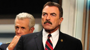 Blue Bloods - Tom Selleck's moustache