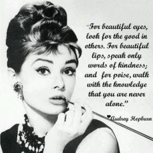... Audrey Hepburn Quotes, Living, Audrey Hepburn Closets, Dreams Quotes