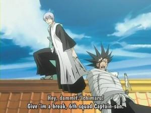Ichimaru Gin Gin Funny