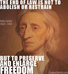 John Locke #lawyer #quotes More
