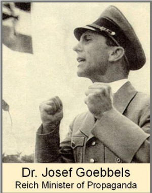 Goebbels' Diary Entry on Jews