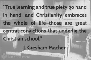 Christian Quotes About Christian Education