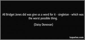 Daisy Donovan