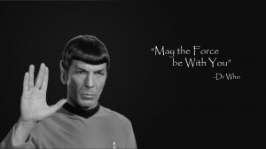 Troll Quotes -Star Trek, Star Wars, Dr Who