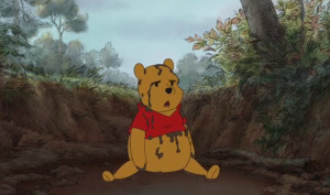 Winnie the Pooh OH Bother