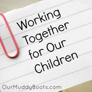 Working Together for Our Children
