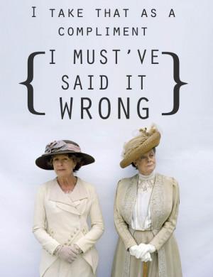 Dowager Countess: