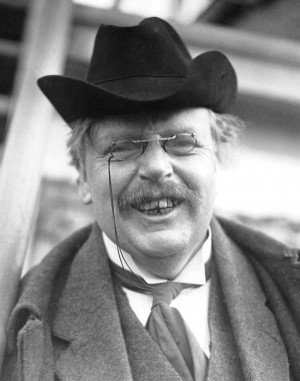 Chesterton (1874.05.29 - 1936.06.14)