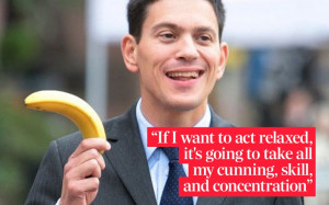 Foreign Secretary David Miliband was thought to be lining up a ...