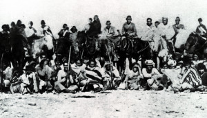 The Long Walk: Navajo's and Mescalero Apaches 1864-1865
