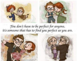 ... perfect for anyone it s someone that has to find you perfect as you