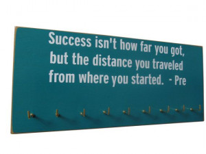 ... running quotes : Running Medals display Rack - prefontaine