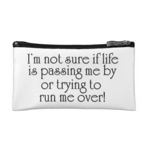 Funny joke quote gifts humor quotes cosmetic gift cosmetics bags