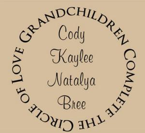 quotes and sayings grandchildren complete 53 grandchildren sayings ...