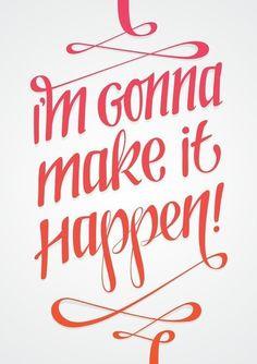 Yes i am! 1 x in de twee weken mijn Vision Board herzien en bijstellen ...
