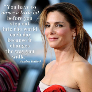 , Sandra Bullock.: Quote Change Sandra Bullock, Inspiration Quotes ...