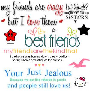 http://www.squidoo.com/best-amazing-friendship-quotes
