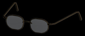 fallout series see glasses fallout new vegas headwear reading glasses