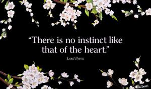 Lord Byron Valentine Day